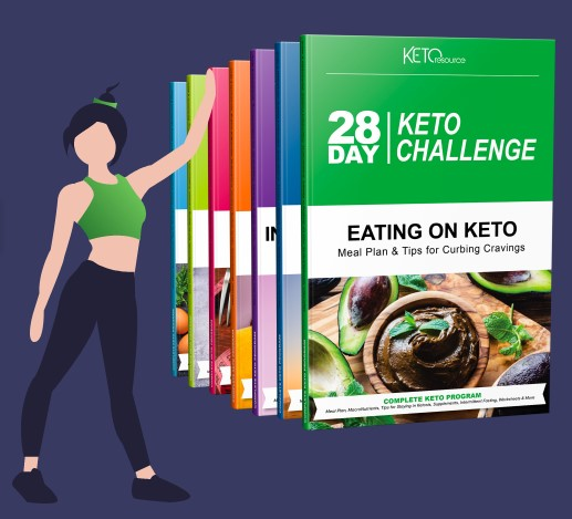 image of books to a diet programme